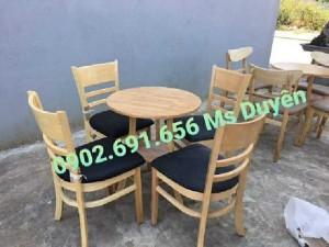 Bàn ghế cafe giá xưởng
