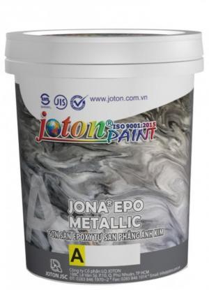 Sơn Epoxy Joton Jona Epo Metallic tự san phẳng