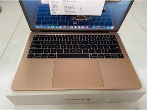 Macbook Air 13 2019 Gold i5 8g 128g keng full box