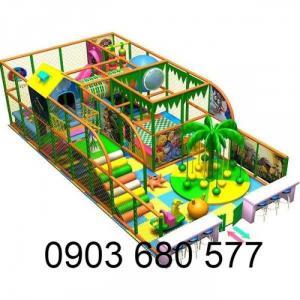 Chuyên nhận thiết kế và thi công khu vui chơi liên hoàn dành cho trẻ nhỏ