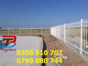 Hàng rào lưới thép hàn, hàng rào mạ kẽm dây 5ly mắt 50*200 giá tốt