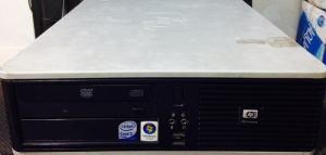 Bộ HP Q43 E8500.Giga G31 E8600 4GB.