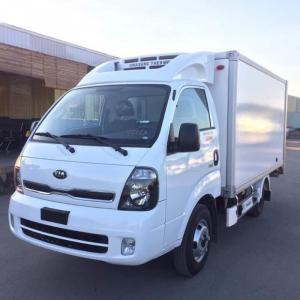 Thaco Kia K200, K250 tải trọng từ 990kg đến 2,49 tấn