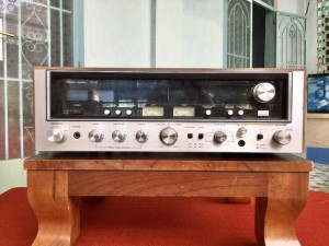 Tân Audio biên hòa AMPLI SANSUI 7070 ( đẹp zin)