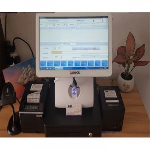 Full bộ máy tính tiền cảm ứng POS cho mô hình Shop