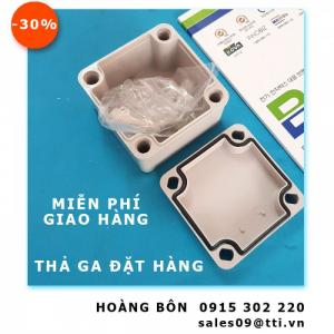 Hộp điện nhựa siêu chống nước | Thiết kế hộp đấu nối cáp điện chống nước
