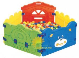 Chuyên bán nhà banh trong nhà dành cho bé mầm non giá rẻ, chất lượng cao