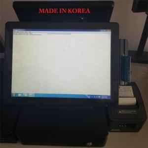 COMBO bộ máy cảm ứng OKPOS cho quán Trà Sữa