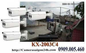 Camera quan sát kbvision tầm xa hồng ngoại 80 mét