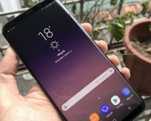 Samsung S8 plus bản 2 sim chính hãng đẹp likenew