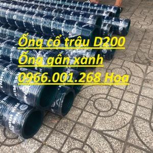 2020-06-03 16:28:50  3  Ống gân nhựa xanh ,ống cổ trâu các loại D90,D100,D114,D125,D150,D168,D200 150,000