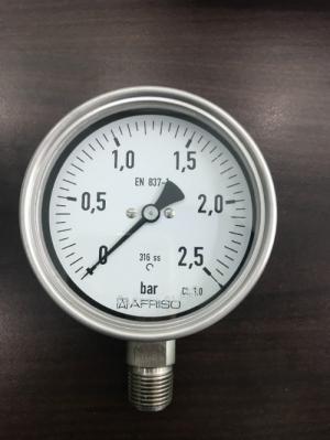 2020-06-03 16:27:03  2  Đồng hồ đo áp suất đồng hồ đo áp lực đồng hồ đo áp kế 120,000