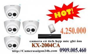 2020-06-03 16:27:30 Camera an ninh gia đình có âm thanh 4,250,000