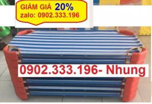 2020-06-03 16:53:20  9  Chuyên bán giường mẫu giáo, giường ngủ mẫu giáo giá rẻ nhất 100,000