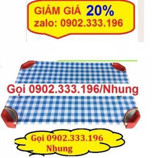 2020-06-03 16:53:20  18  Chuyên bán giường mẫu giáo, giường ngủ mẫu giáo giá rẻ nhất 100,000