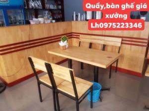 Ghế gỗ giá rẻ tại xưởng..