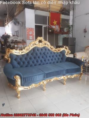 Tiêu chí lựa chọn bộ bàn ghế sofa cổ điển châu âu cao cấp, giá rẻ nhất tphcm, quận 2, quận 7, gò vấp