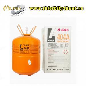 Gas lạnh - Môi chất lạnh R404A A-GAS bình 10,9 KG