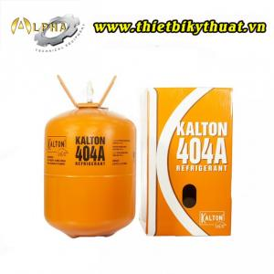Gas lạnh - Môi chất lạnh R404A KALTON bình 10,9 KG