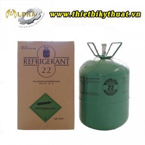 Gas lạnh - Môi chất lạnh R22 REFRIGERANT Bình 13,9KG