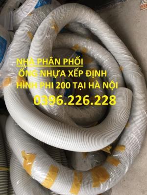 Thông tin chung về ống nhựa xếp pvc định đình giao hàng miễn phí