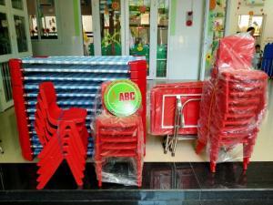 Ghế nhựa mầm non nhựa đúc cao cấp tại Quảng Nam