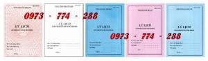 Lý lịch của người xin vào đảng mẫu 2-KNĐ- Lý lịch đảng viên mẫu 1-HSĐV