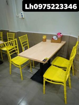 Ghế nhà hàng,quán ăn..