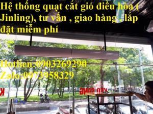 Phân phối quạt cắt gió Jinling FM-1209K-2 ( giá ưu đãi , miễn phí vận chuyển