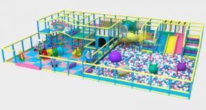 Chuyên nhận thiết kế, thi công và lắp đặt khu vui chơi liên hoàn trong nhà