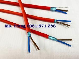 2020-06-05 16:12:58 Cáp chống cháy, báo cháy 2x1.5 FR- Altek Kabel 400,000