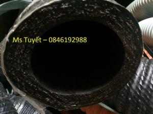 2020-06-05 16:21:39  3  Ống cao su bố vải 3 lớp bố phi 50 10,000