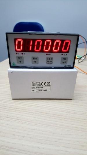 2020-06-05 16:25:01  3  Đầu cân điện tử DAT500 4,727,000