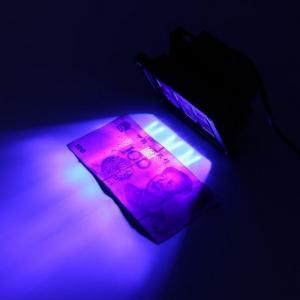 2020-06-05 16:44:02  2 - Dể dàng sử dụng - Dùng điện 110V/220V (dòng từ 65V - 265V)  - Bước sóng của bóng: 380nm - cho thời gian khô keo nhanh hơn - Công tác mở và cầu chì an toàn cho bóng đèn.  - Quy cách: 230mm x 170mm x 250mm - Trọng lượng: 1.5Kg Đèn UV Mẫu Lớn 60W Sấy Keo UV ,UV Soi Tiền ,UV Khử Trùng 890,000