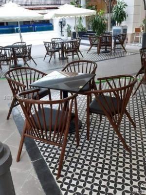 Bộ bàn ăn nhà hàng..