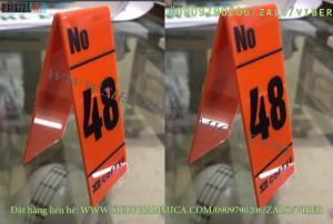 2020-06-05 21:18:26  3  Chúng tôi chuyên làm Thẻ số bàn dáng chữ L, Thẻ số bàn dáng chữ A 1,000
