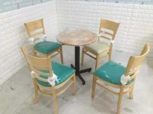 Bàn ghế cafe giá rẻ khách có nhu cầu xin lh mình .24
