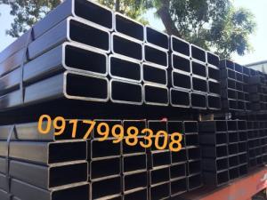 F4,Thép hộp chữ nhật 50x150x3,5,6li,75x125x4li,6li,8li.