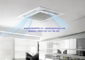 Cung cấp Máy Lạnh Âm Trần Daikin FCF100CVM/RZF100CVM Inverter Gas R32