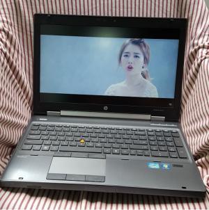 HP Elitebook 8560w -i7 2820QM, 8G, 128GB SSD, VGA rời 2GB,15,6inch FHD