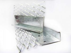 Metal Stop Bead - Nẹp kim loại cho tô trát - Nẹp kết thúc tường bằng thép.