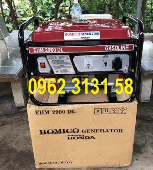 Máy phát điện Honda 2kva chạy xăng Thái Lan chính hãng giá rẻ nhất miền Bắc