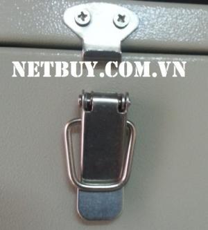 Móc khóa inox, lẫy khóa inox, khóa hòm đạn inox Su 304, Su 201 các loại