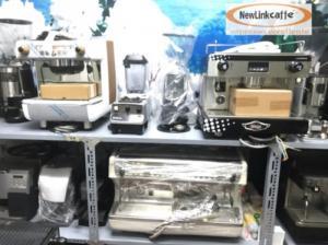 Máy pha cà phê cũ tại HCM