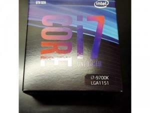 CPU Intel Core i7 9700K _ New Seal _ Hàng Xách Tay