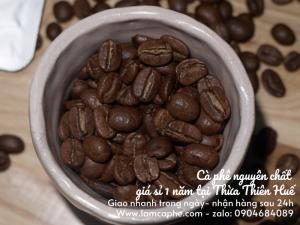 Cà phê hạt tại Thừa Thiên Huế giá sỉ, giá bán buôn số lượng lớn