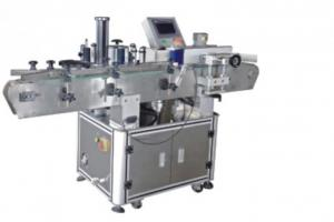 Máy dán nhãn decan tự động, máy dán nhãn decan chai tròn tự động