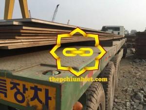 Thép đóng tàu A36,Ah36 nhập khẩu