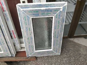 Cửa sổ mở hất, nhựa lõi thép