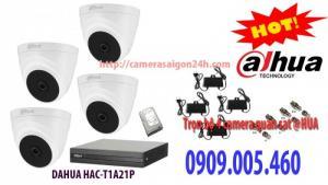 Gói camera quan sát HDCVI 2.0 Megapixel